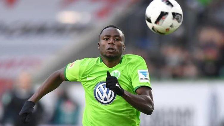 Paul-Georges N'Tep sous le maillot de Wolfsburg