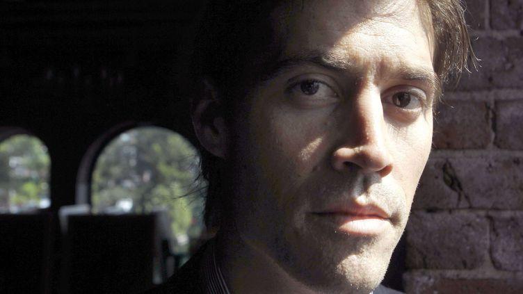 James Foley en mai 2011, à Boston  (Steven Senne / AP / SIPA)