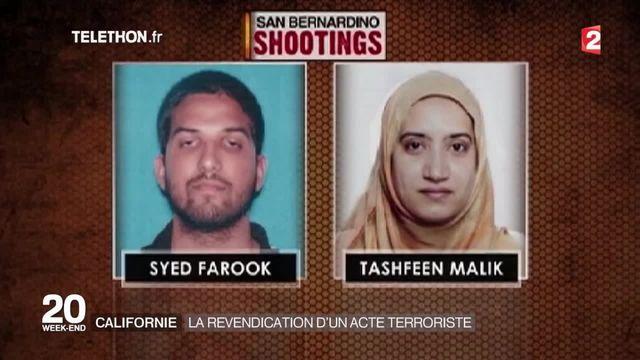 Attentat en Californie : qui sont les deux tueurs ?