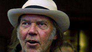 Neil Young en septembre 2011.  (Nathan Denette/AP/SIPA)