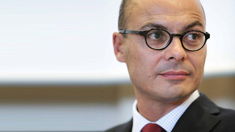 Didier Le Bret, soutien de Vincent Peillon. (MAXPPP)