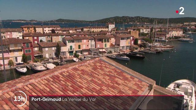 Patrimoine : Port-Grimaud, la Venise du Var