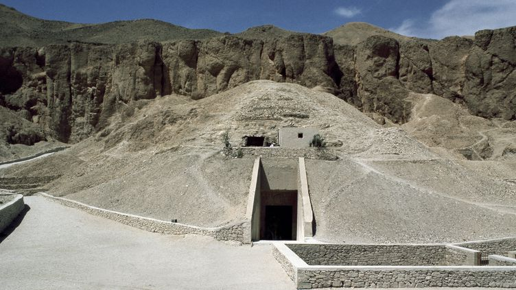 La tombe de Toutankhamon  (©Luisa Ricciarini/Leemage)
