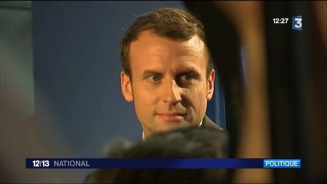Présidentielle 2017 : Emmanuel Macron officialise sa candidature