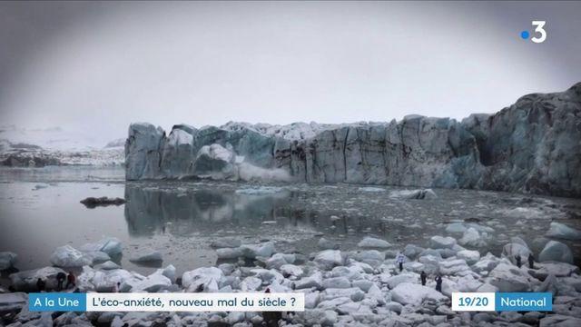Climat : l'éco-anxiété est-elle le nouveau mal du siècle ?