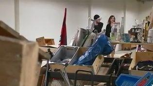 Le Premier ministre Édouard Philippe a promis de recycler 100% des plastiques en France d'ici 2025. La Suède, elle se rapproche déjà du zéro déchet. (FRANCE 3)