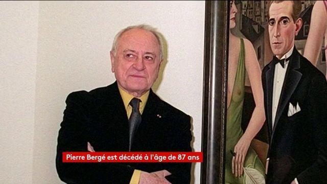 Haute couture, Sidaction, presse : Pierre Bergé, un homme aux multiples causes