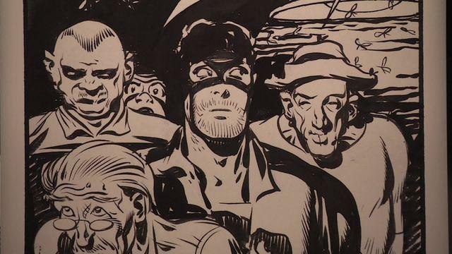 Will Eisner, le père des comics