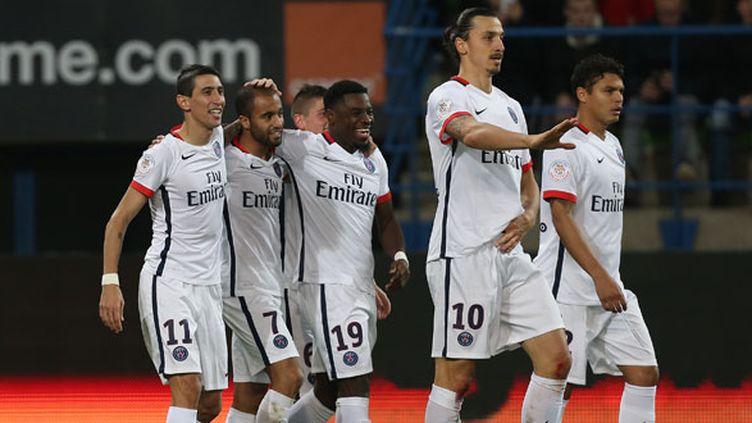 Zlatan Ibrahimovic et sa bande