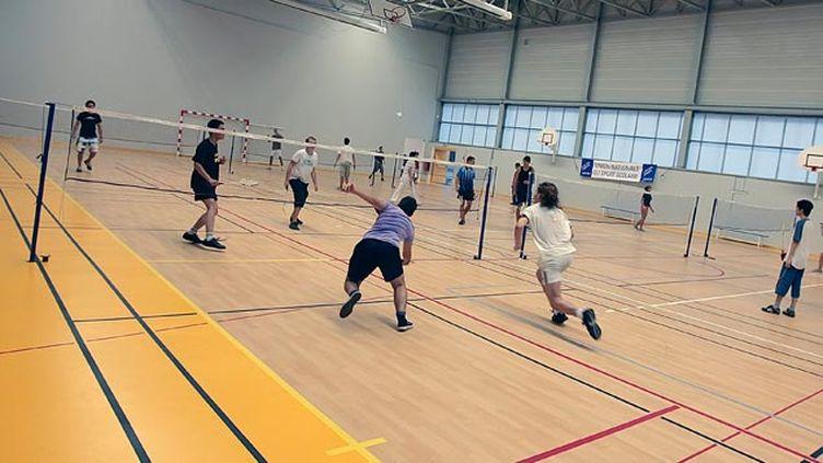 (Parmi les sports concernés, le badminton (photo prétexte) © maxPPP)