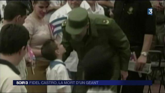 Mort de Fidel Castro : le monde réagit