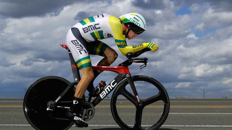 L'Australien Dennis Rohan (BMC) (DOUG PENSINGER / GETTY IMAGES NORTH AMERICA)