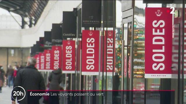 Économie : les Français consomment de nouveau, les prévisions de croissance s'envolent