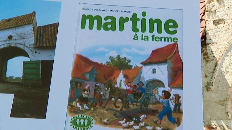 Littérature jeunesse : à la découverte du musée consacré à Martine et à son créateur Marcel Marlier (France 3)