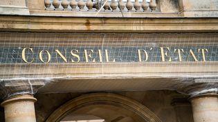 Le Conseil d'Etat à Paris le 5 août 2021 (illustration). (XOSE BOUZAS / HANS LUCAS)