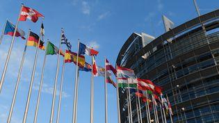 Le Parlement européen à Strasbourg (FREDERICK FLORIN / AFP)