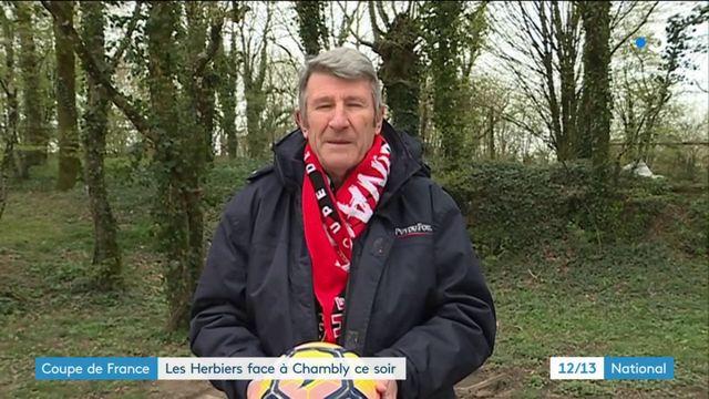 Coupe de France : Les Herbiers face à Chambly en demi-finale