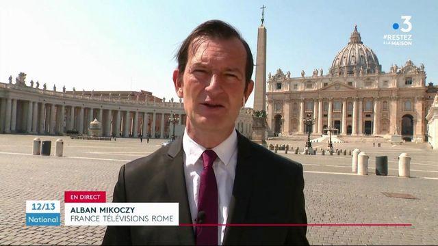 Urbi et orbi : le pape François réclame l'annulation de la dette de tous les pays pauvres