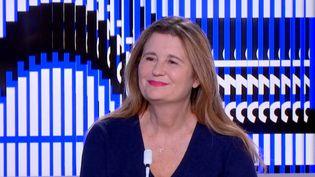 Natacha Wolinski. (FRANCEINFO)