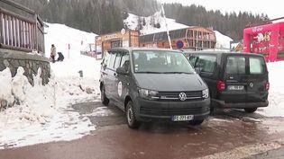 Savoie : une piste de ski accessible en voiture ouvre à Courchevel (France 3)