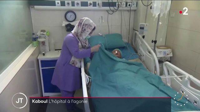 Afghanistan : le système de santé au bord de l'effondrement