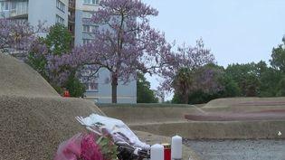 Marjorie, une adolescente de 17 ans, a été tuée vendredi 14 mai d'un coup de couteau à Ivry-sur-Seine. Le suspect, âgé de 14 ans, a reconnu sa participation au crime. (CAPTURE ECRAN FRANCE 2)