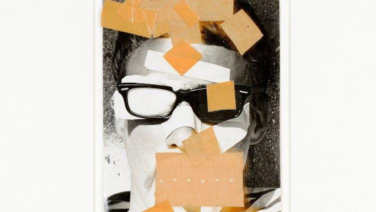 (Erik Dietman, Autoportrait, 1962 © ADAGP, Paris 2018. Image © Lyon MBA – Photo Alain Basset)