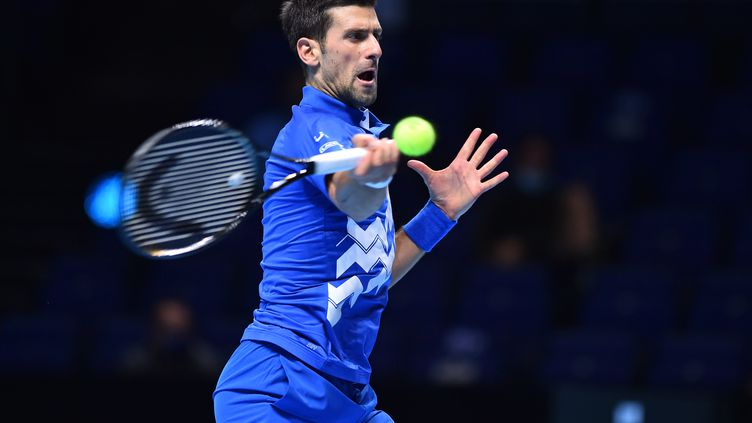 Novak Djokovic (GLYN KIRK / AFP)