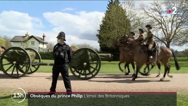 Funérailles du prince Philip : préparatifs en cours au château de Windsor