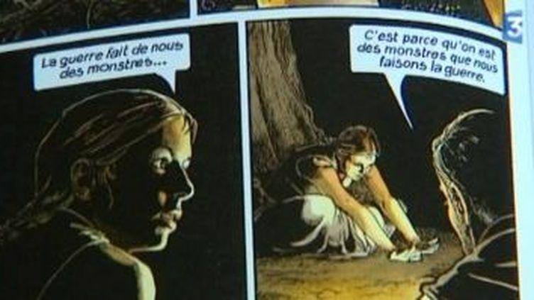 """BD : François Bourgeon donne une suite aux """"Passagers du vent""""  (Culturebox)"""