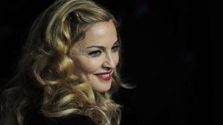 Madonna, à Londres, en octobre 2011  (AFP. C.Court)
