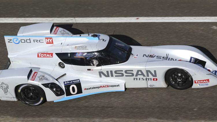 La Zeod RC Nissan n'a pas survolé les 24 Heures du Mans... (CLEMENT MARIN / CLEMENT MARIN)