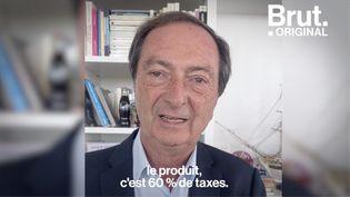 """VIDEO. """"Le prix du carburant, c'est 60 % de taxes"""" (BRUT)"""
