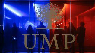 Le siège de l'UMP, dans le 15e arrondissement de Paris, le 19 novembre 2012. (MAXPPP)