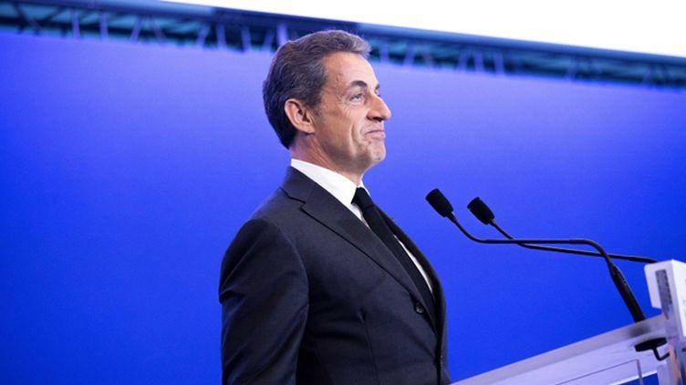 (Nicolas Sarkozy accélère le tempo et commence à constituer une équipe autour de lui © Maxppp)
