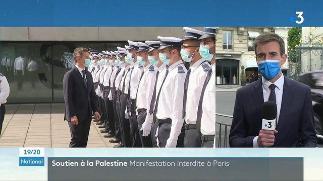 Soutien à la Palestine : manifestation interdite à Paris