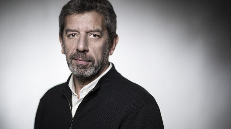Michel Cymes, à Paris, le 2 février 2018. (JOEL SAGET / AFP)