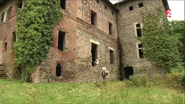 Patrimoine : châteaux à vendre