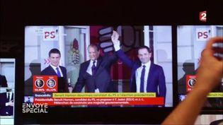 """La primaire pour Emmanuel Macron, """"un concours de vachettes avant la corrida"""" (FRANCE 2 / FRANCETV INFO)"""