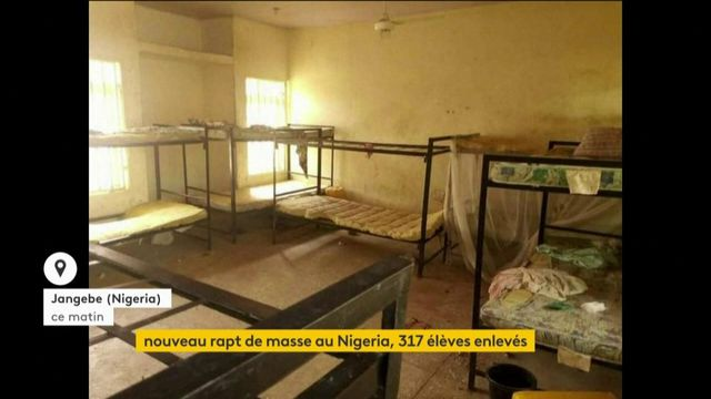 Nigeria: 317 adolescentes enlevées par des hommes armés après l'attaque d'un pensionnat
