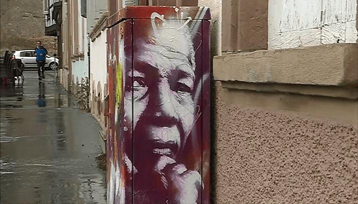 Le street art de Dan 23  (France 3 / Culturebox )