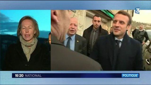 Emmanuel Macron en campagne : quel est son état d'esprit ?