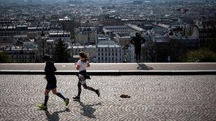 La mairie de Paris et la préfecture de police n'ont pas prévu de renforcer les mesures d'interdiction. (LIONEL BONAVENTURE / AFP)