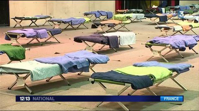 Plan grand froid : mobilisation pour les sans-abri