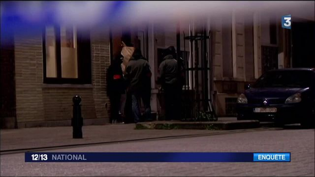 Belgique : douze arrestations dans un vaste coup de filet antiterroriste