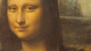Détail de La Joconde, Leonard de Vinci  (Leemage / AFP)
