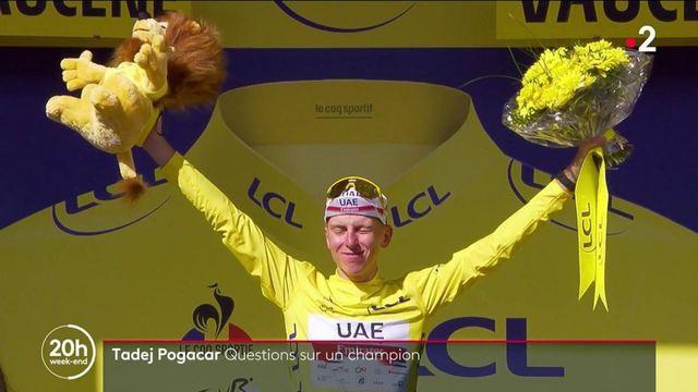 Tour de France 2021 : Tadej Pogačar, l'étoile qui file sur le Tour de France