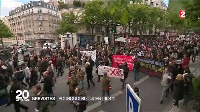 Grèves : pourquoi continuer les blocages ?