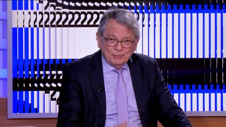 Jean-François Mattei (FRANCEINFO)