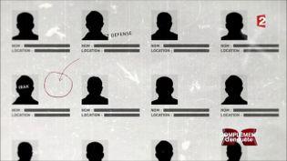 """Complément d'enquête. La """"liste"""" de Mossoul (FRANCE 2 / FRANCETV INFO)"""
